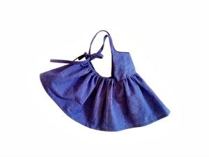 Image of Organic 'Pepita' Blossom Top