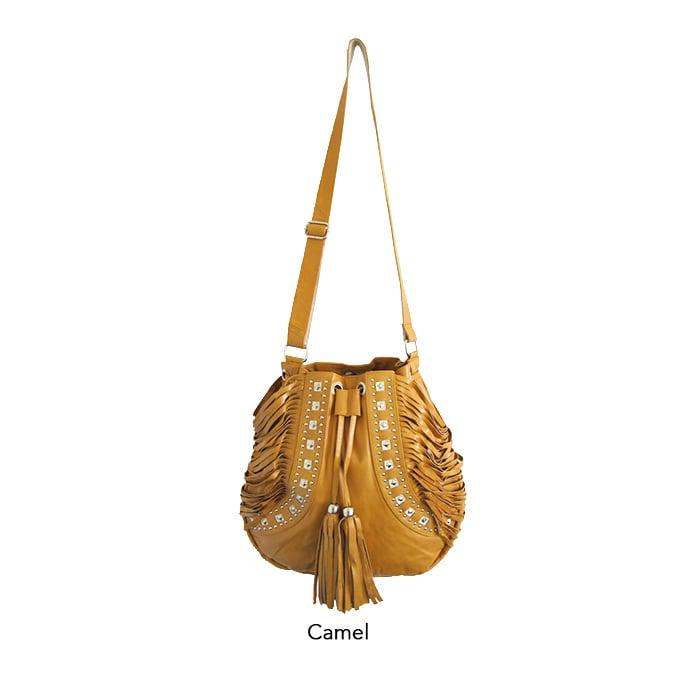 Image of SAMAI LEATHER BAG