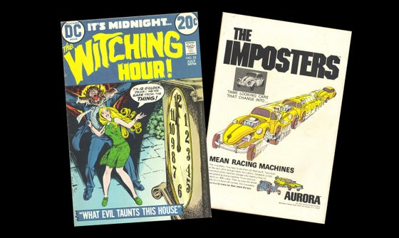 Image of The Witching Hour Comic Book #32