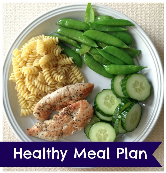 Image of Maintain Weight Meal Plan (EMAILED ONLY)
