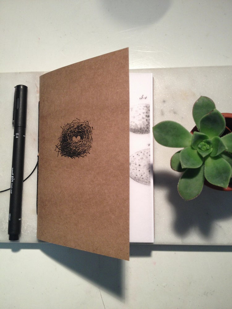 Image of Petit Cahier - nature series