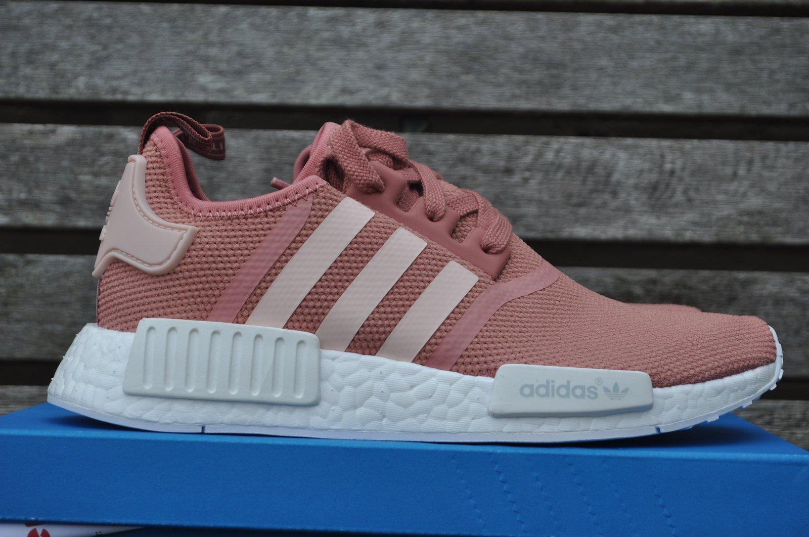 new styles 53998 706bf adidas NMD Runner Womens Salmon Pink UK5 US6.5 EU38 BNWB RARE