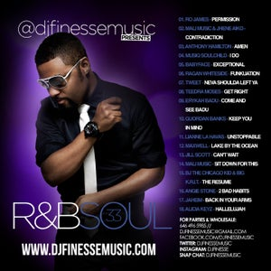 Image of R&B SOUL MIX VOL. 33