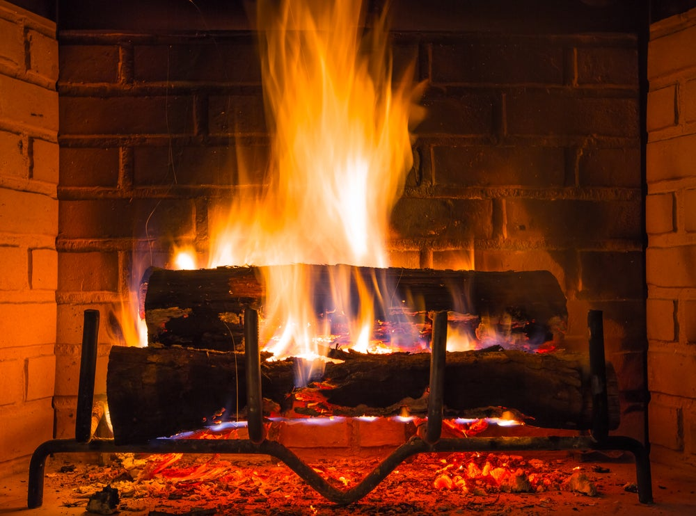 Image of SMOKING FIREPLACE & DOWNDRAFT PROBLEMS FIXED