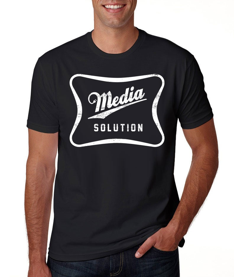 Image of T-shirt logo