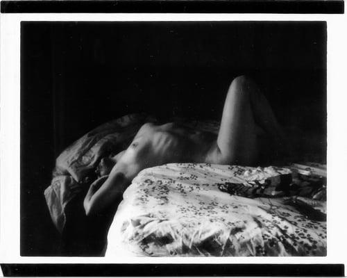 Image of NAKID MAGAZINE - MINI-ISSUE 3: NOSTALGIC BLACK (Digital)