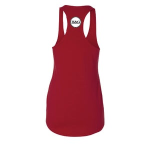 Image of Smart is the new Sexy Women Tank Tops: ROYAL BLUE/PINK, BLACK/PINK, & RED/WHITE