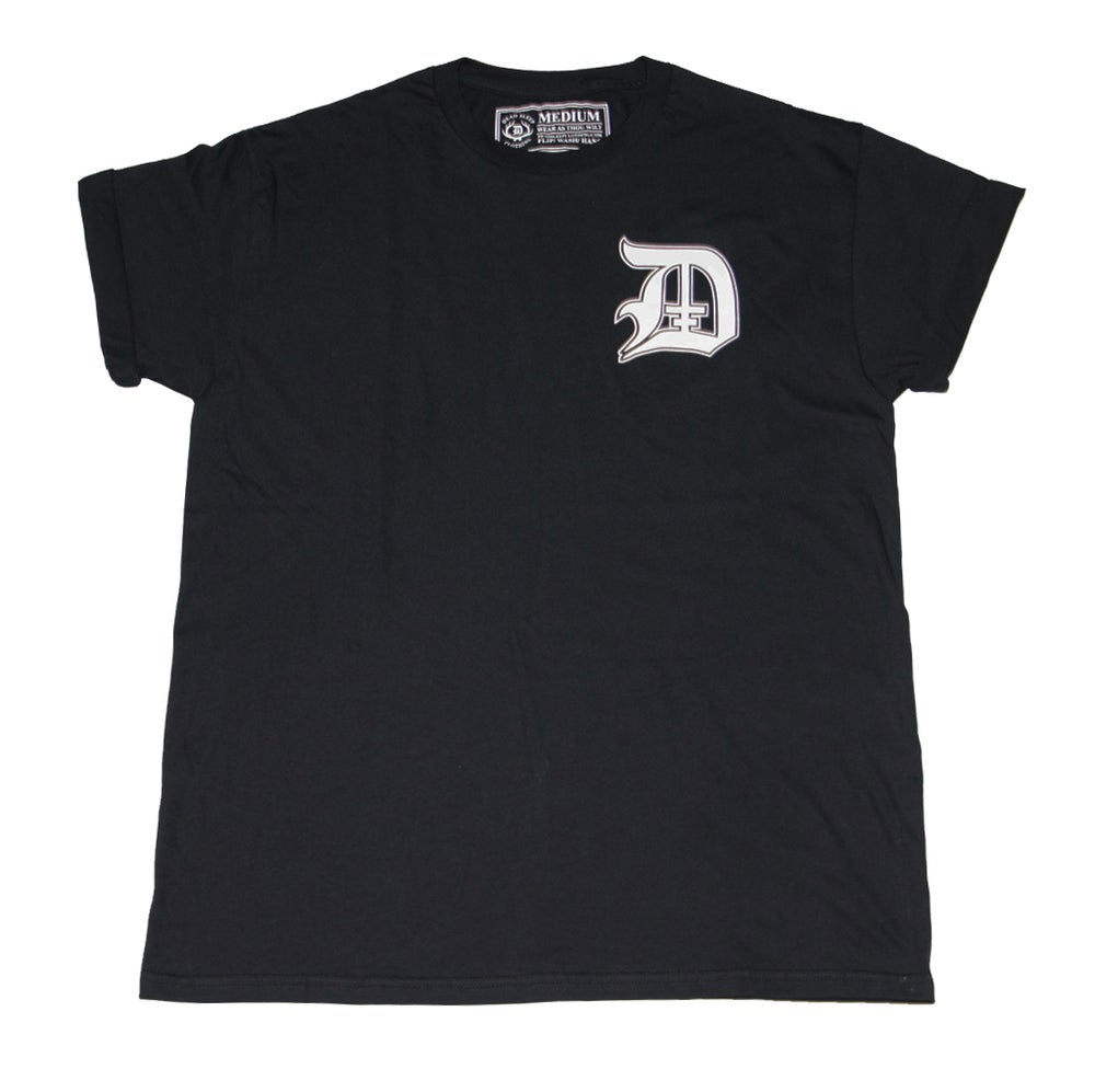 Image of Blackout/ Whiteout Tee