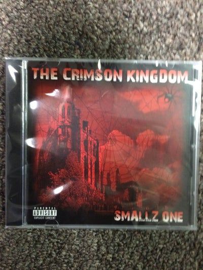 Image of Smallz One Crimson Kingdom rerelease