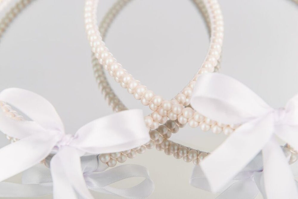 Image of Pearlescent White Pearls Swarovski Stefana