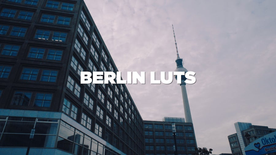 Image of Berlin LUTs