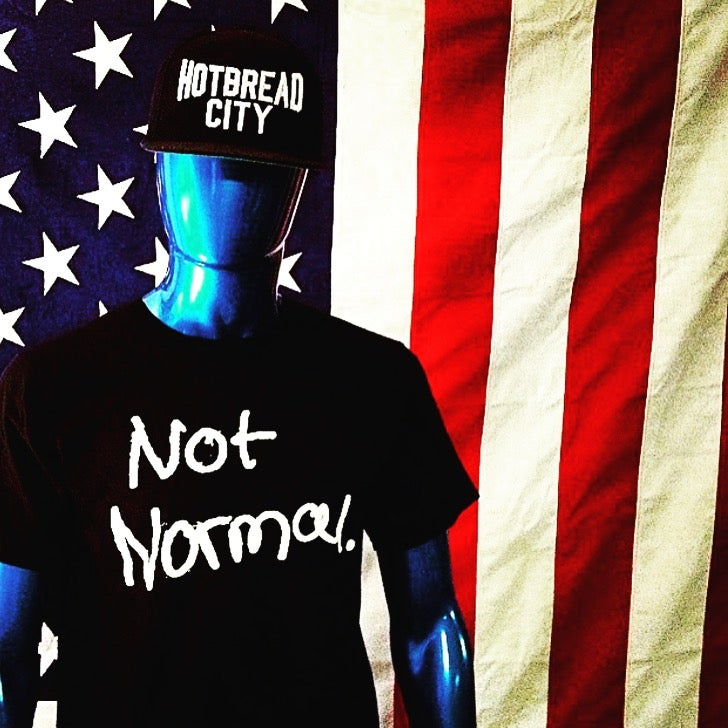 Image of Original Not Normal tee