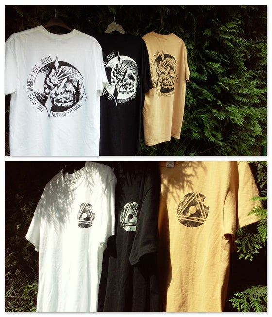 Image of FIND US ON NOTHINGPERSONAL.8MERCH.COM