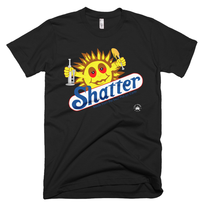 Image of Shatter T-Shirt by StayStoned™