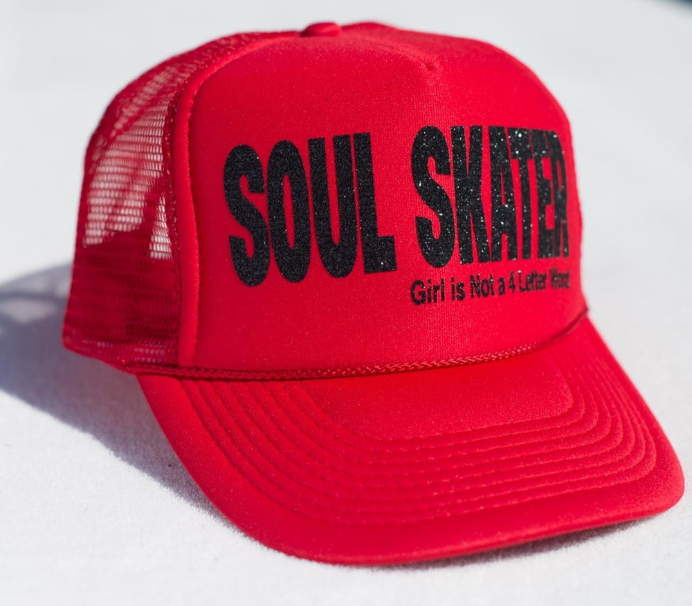 Image of Soul Skater Trucker Hat!