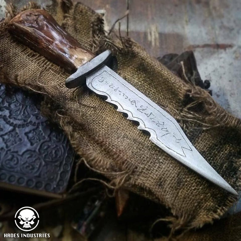 Image of The Demon Knife - Supernatural