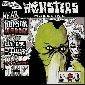 Image of LP & CD The Monsters : The Hunch.   The 2nd album.