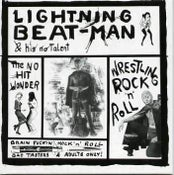 Image of LP Lightning Beatman & His No Talent : Wrestling R'n'R.