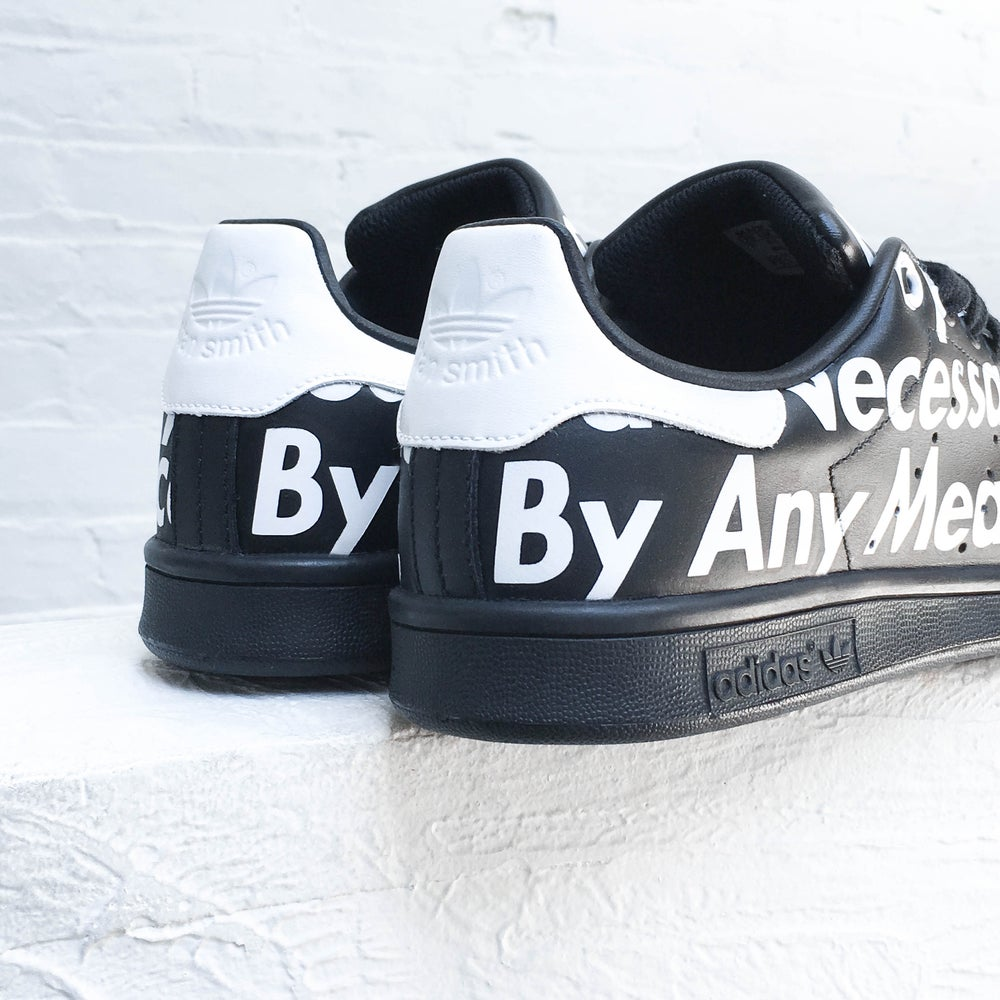 "Image of ADIDAS STAN SMITH ""BY ANY MEANS"" // SYDNEY KAY"