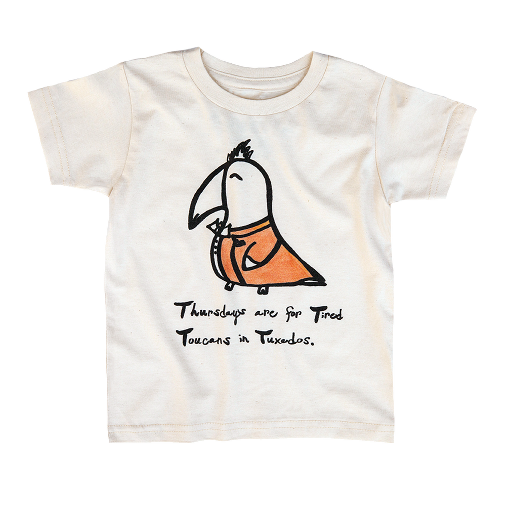 Image of TOUCAN THURSDAYS TEE
