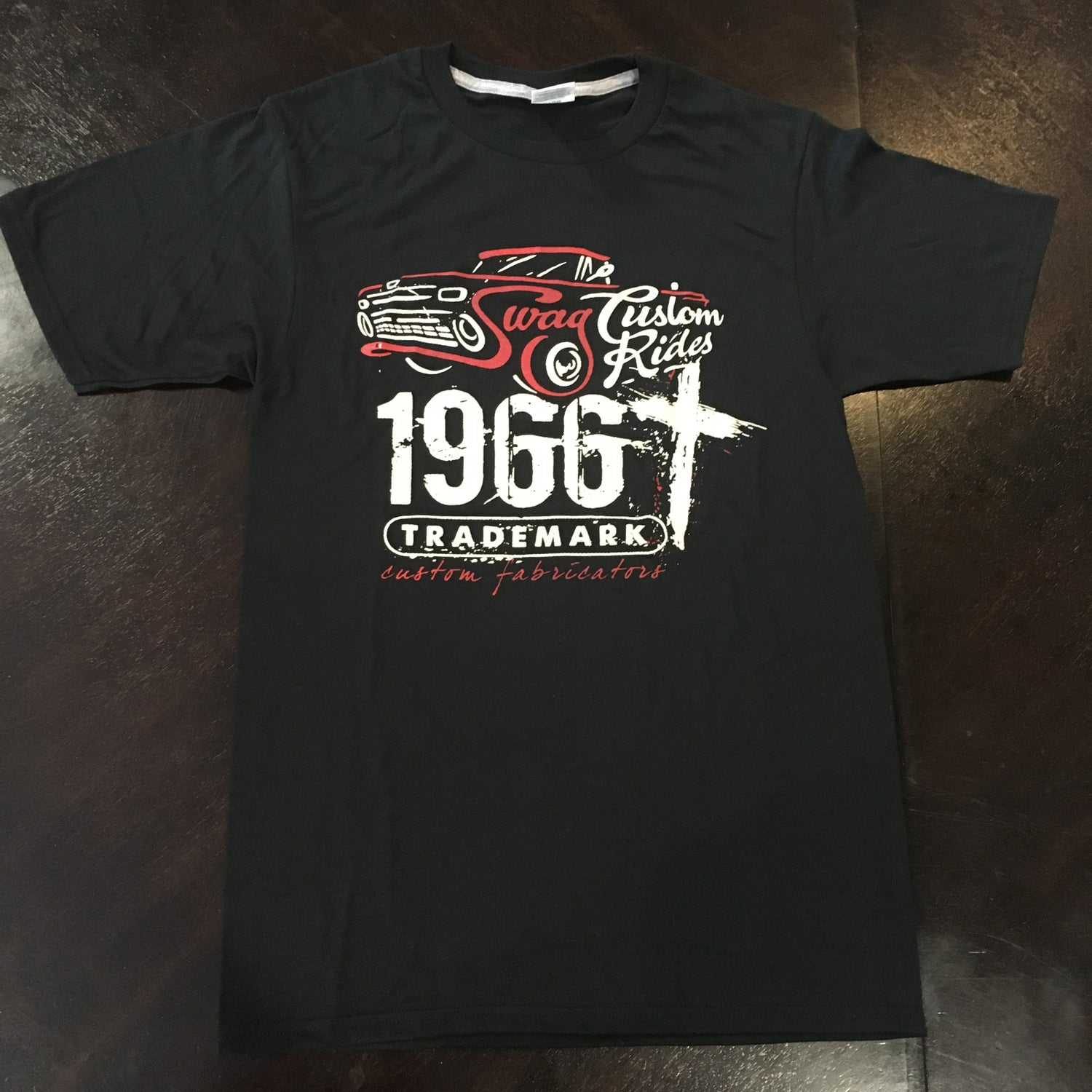 Image of Swag Rides Tee