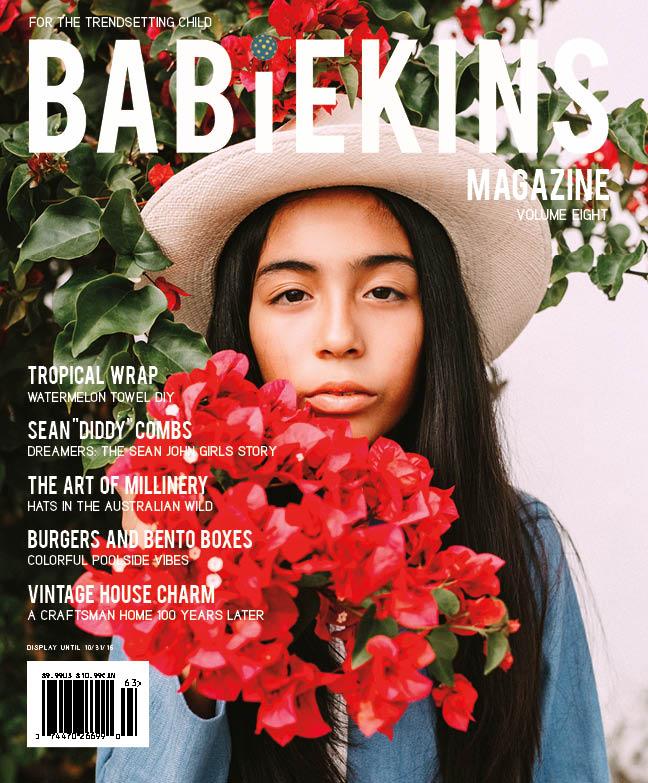 Image of Babiekins Issue 8