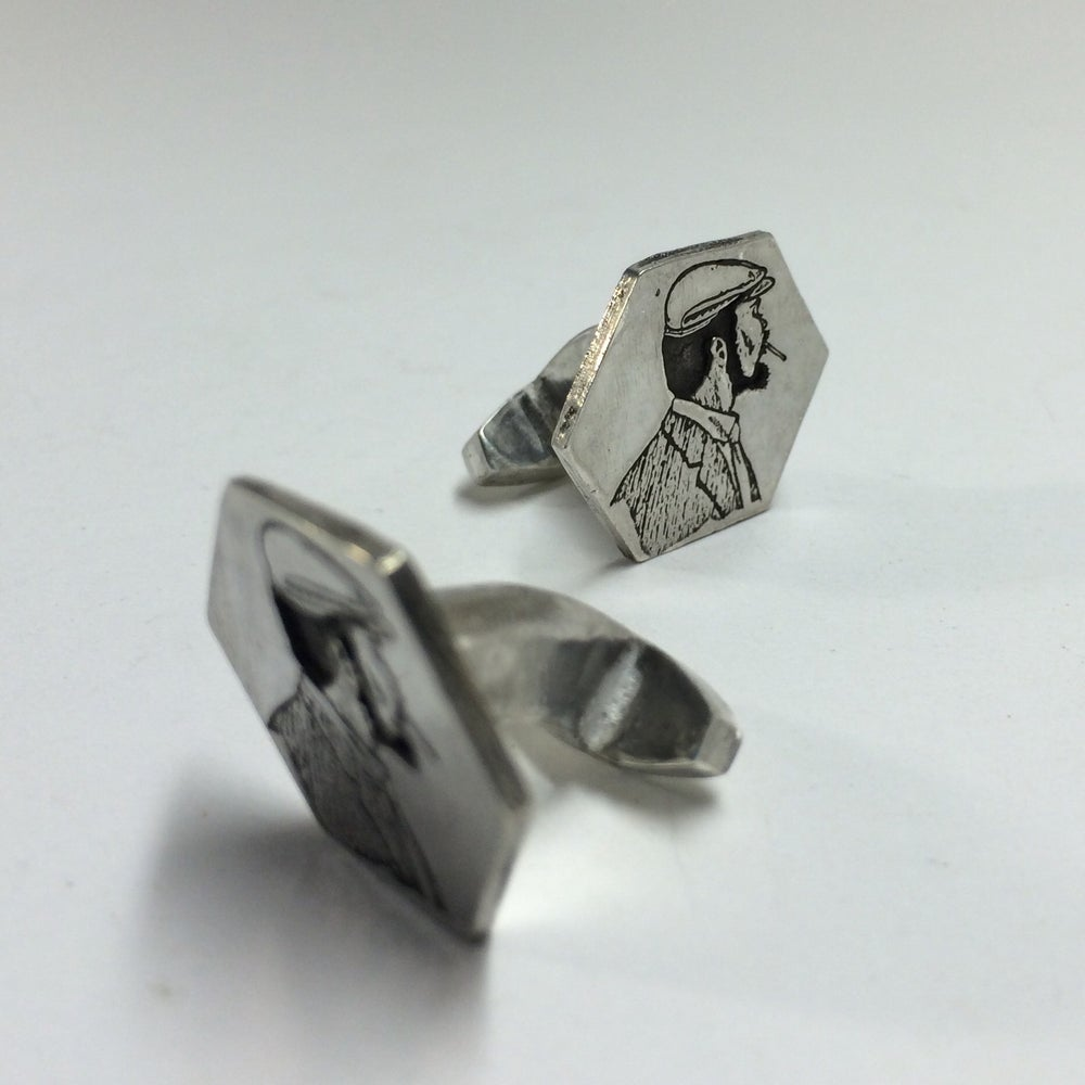 THELONIOUS CUFF LINKS