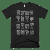 Cocktail Diagram T-shirt