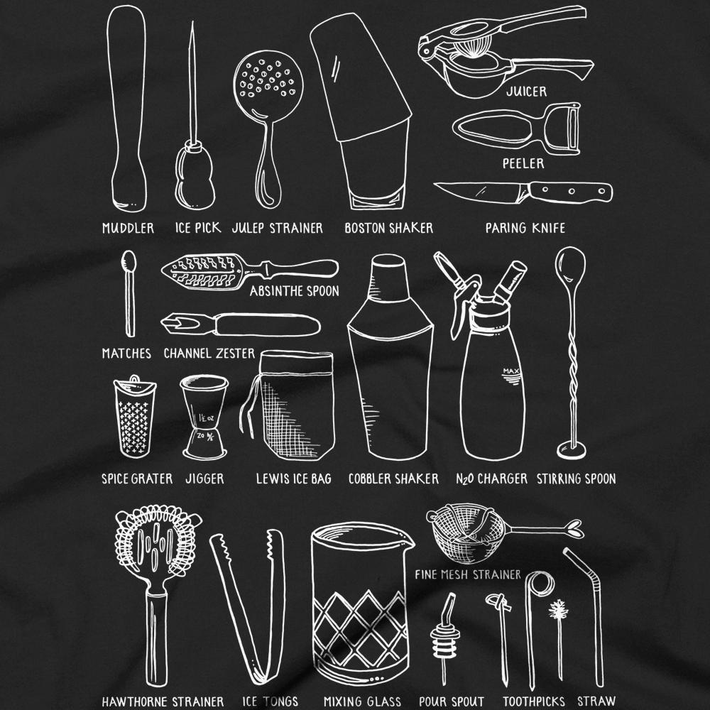 Image of Bar Tools T-Shirt