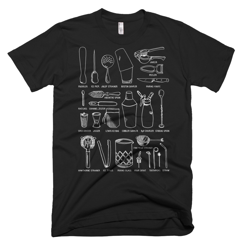 Image of Bar Tools T-Shirt