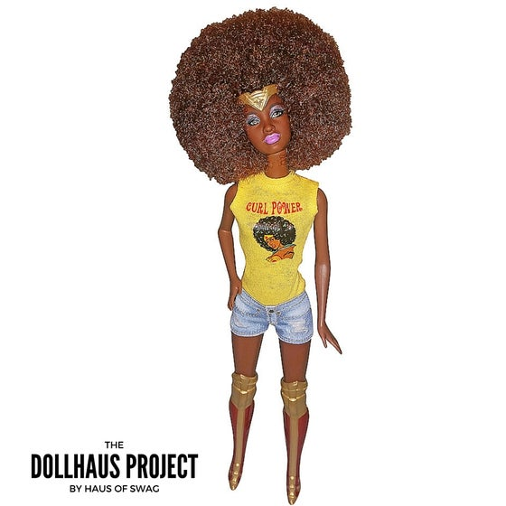 Image of Curl Power Fashion Collector Doll
