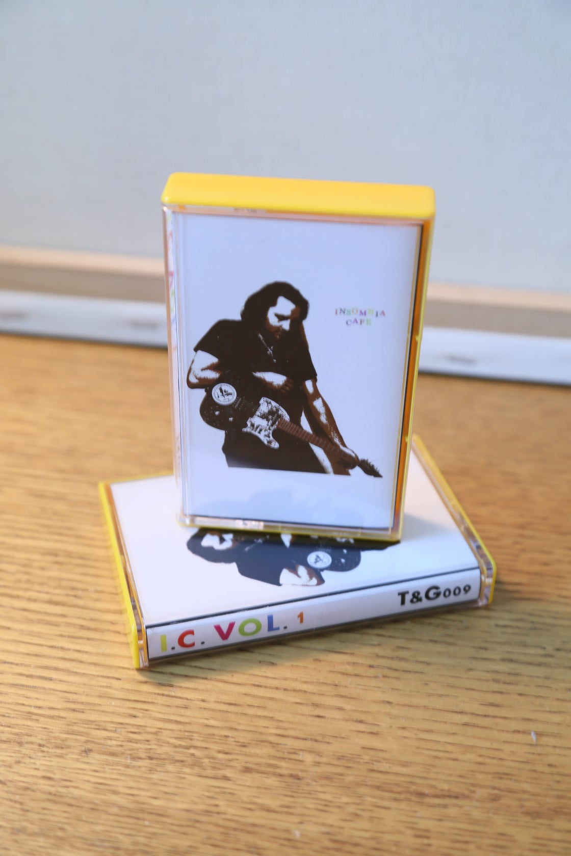 Image of Insomnia Cafe - S/T Audio Cassette