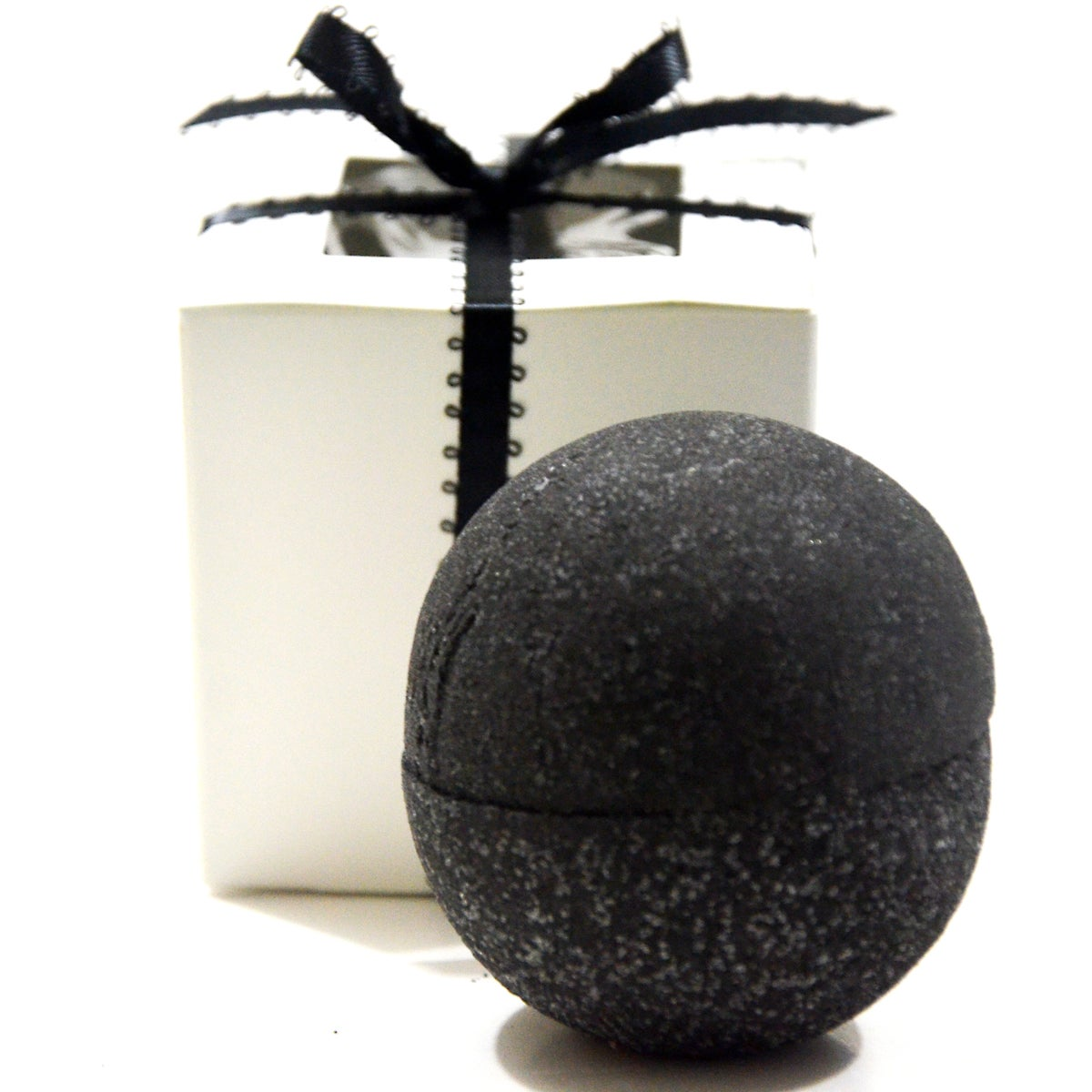 Image of Therapeutic - Aromatherapy - Black - Bath Bomb - REVIVE