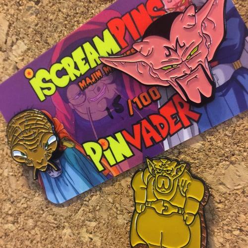 Image of Majin Meanies + Dabura Cookie 3 Pack Deal