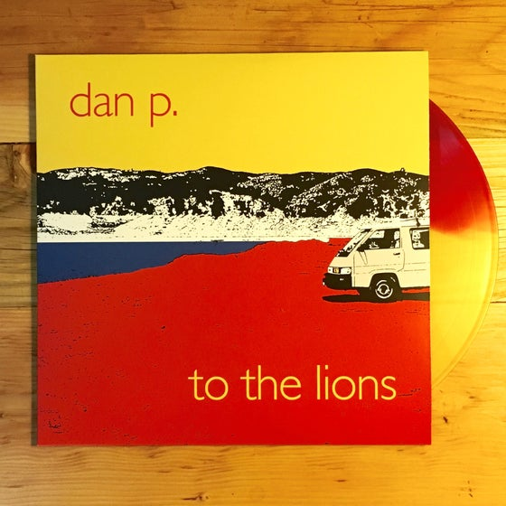 "Image of Dan P.- ""To The Lions"" Full length vinyl record"
