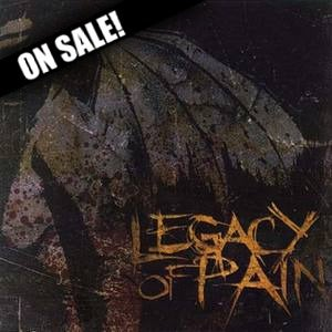 Image of Legacy of Pain CD [EP] Cali Deathcore ( members of Suffokate )