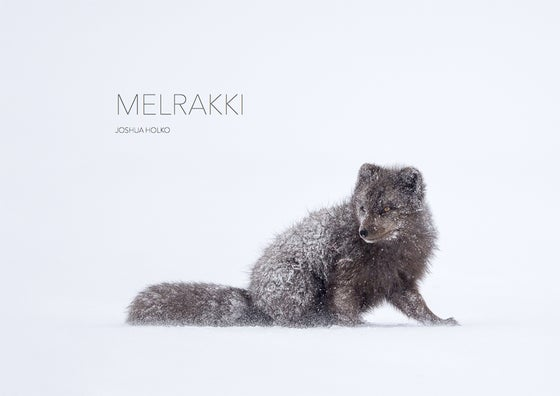 Image of Melrakki Hard Cover Limited Edition