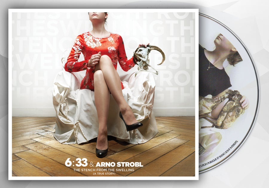 """Image of """"THE STENCH FROM THE SWELLING (a true story)"""" CD Digipack"""