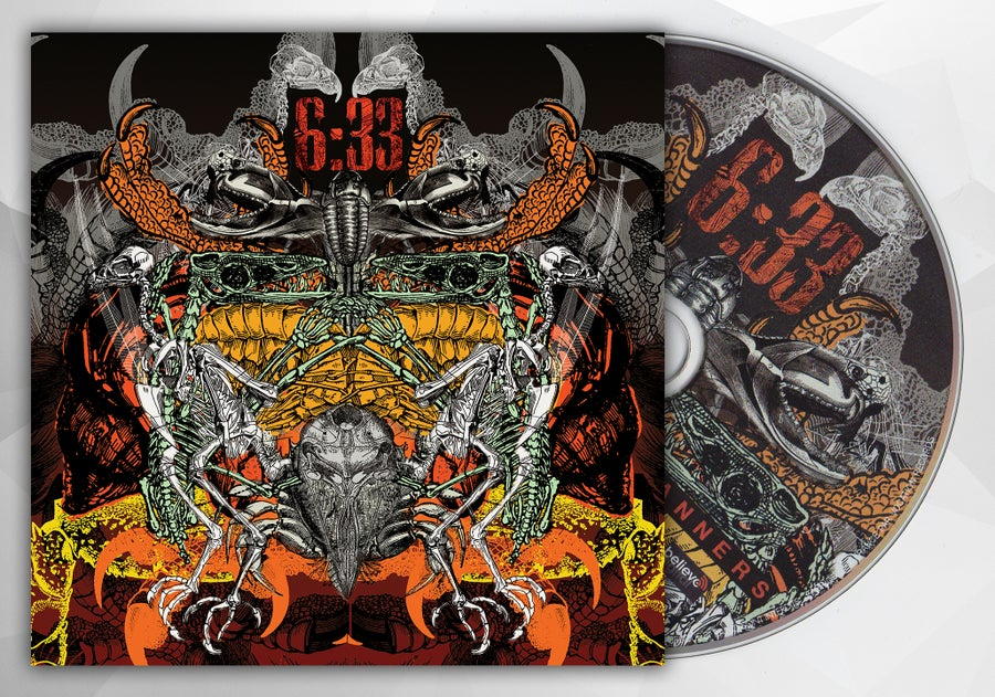 """Image of """"ORPHAN OF GOOD MANNERS"""" CD Digipack"""