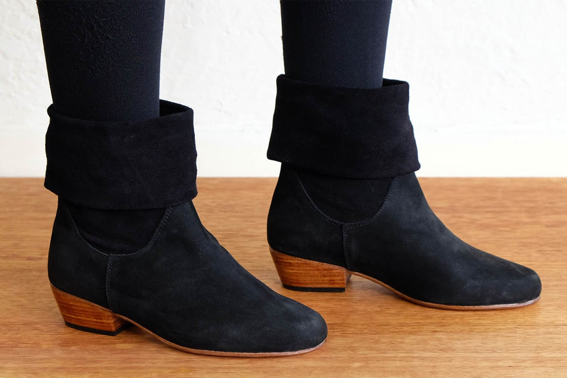 Image of YEEHAH BOOT - BLACK