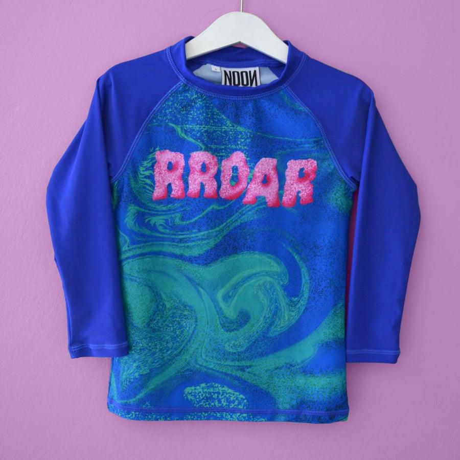 Image of Roar Kids Rashie - Long Sleeve