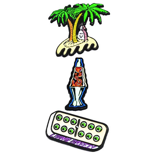 Image of Living Breezy Pin Pack