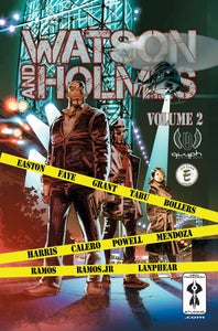 Image of Watson and Holmes Vol. 2 (only)