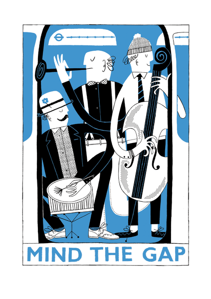Image of Mind The Gap