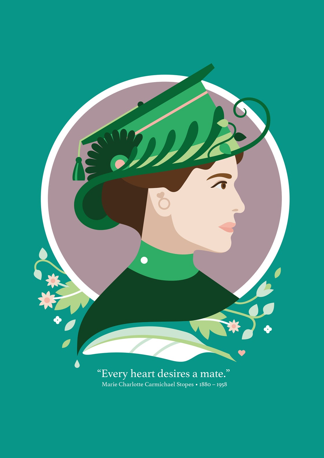 Image of Marie Stopes By Anna Mullin
