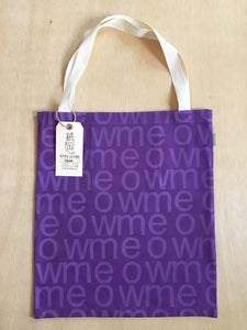 Image of meow tote (orchid)