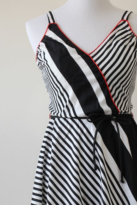 Image of SOLD Licorice Sun Dress
