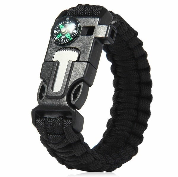 Image of Paracord Survival Bracelet