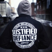 Image of JUSTIFIED DEFIANCE - s/t 7""