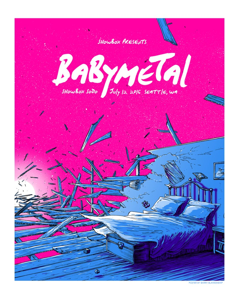 Image of Showbox Presents BabyMetal